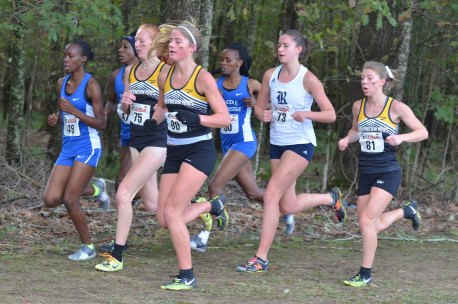 Southern Miss' Natalya Dekleva-Hall, Kate Mattox and Regen McGee staying close with Middle Tennessee.